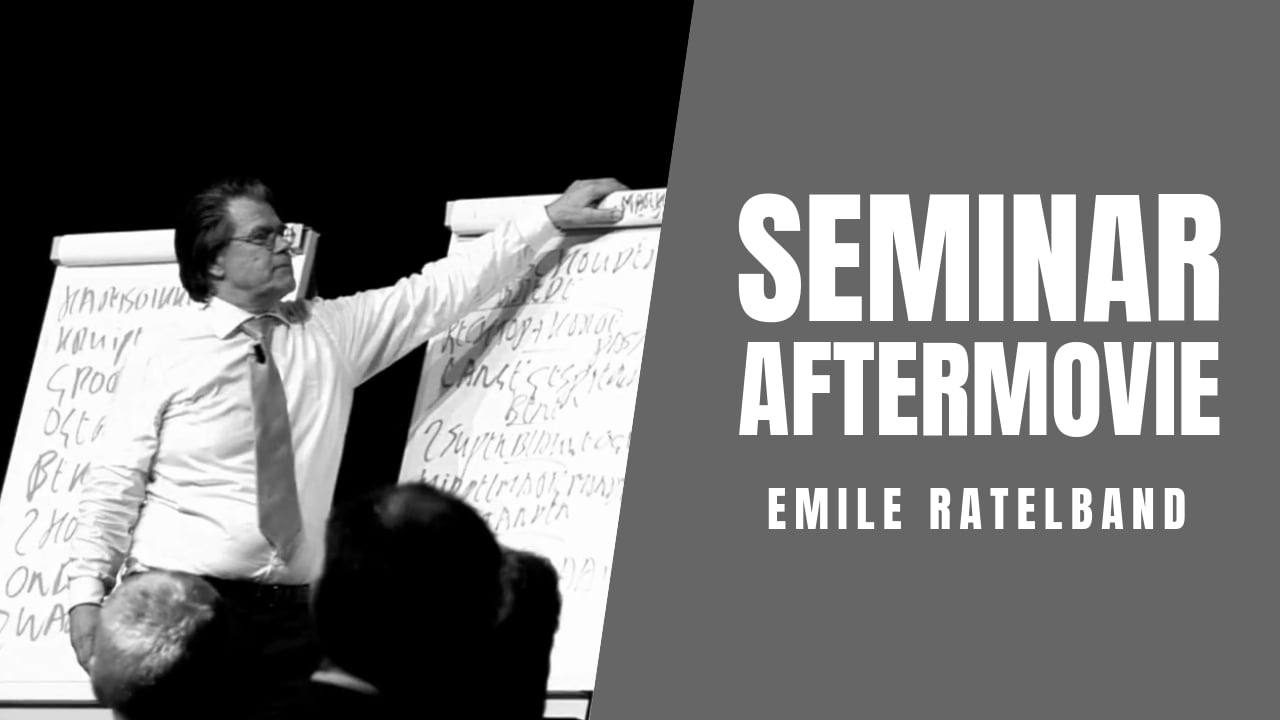 Emile Ratelband – Event Video
