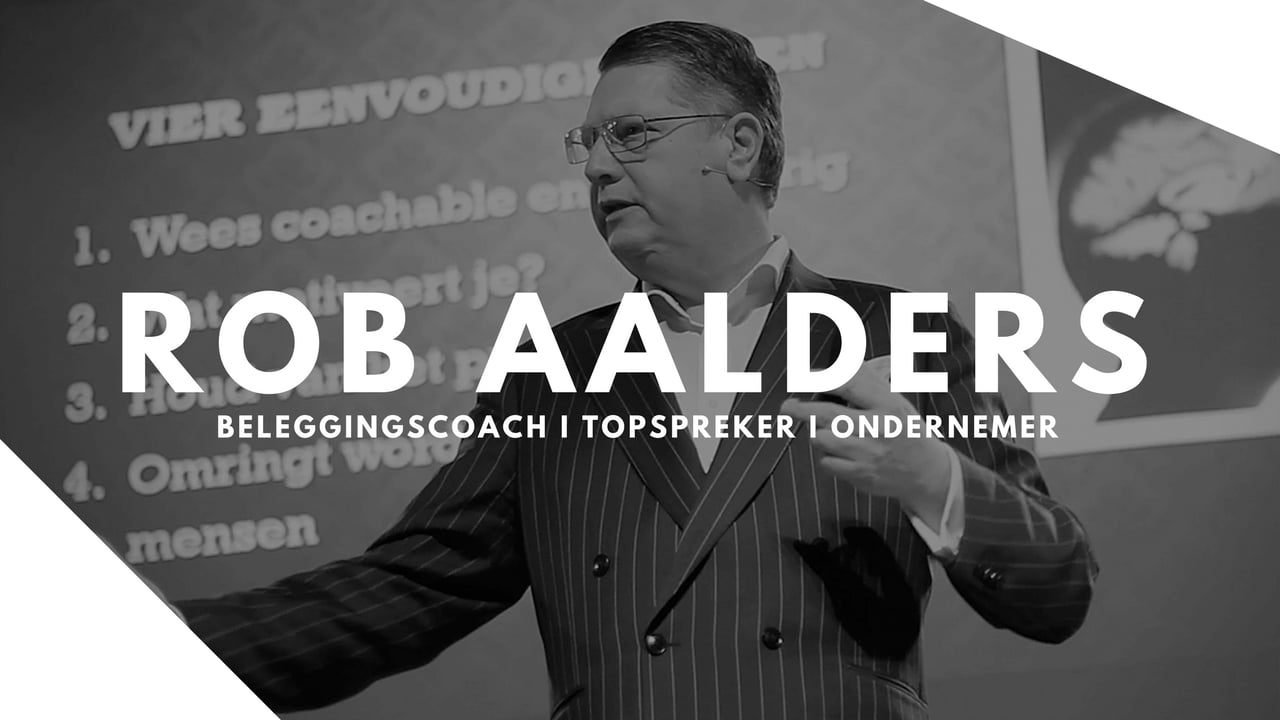 Rob Aalders – Speaker Impression