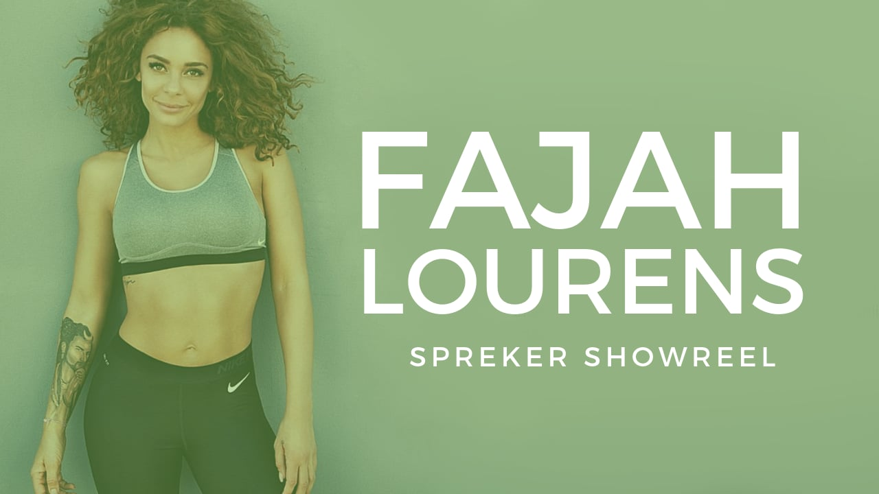 Fajah Lourens – Speaker Video