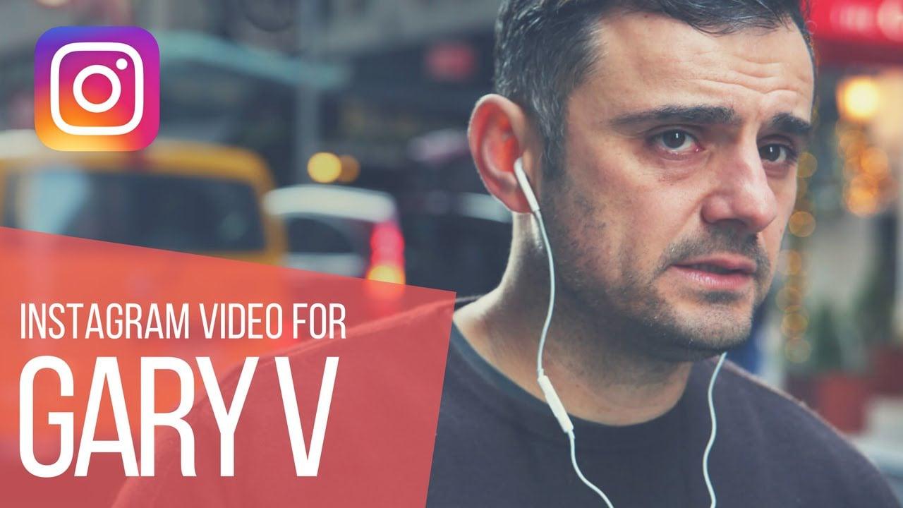 Gary V – Social Media Video