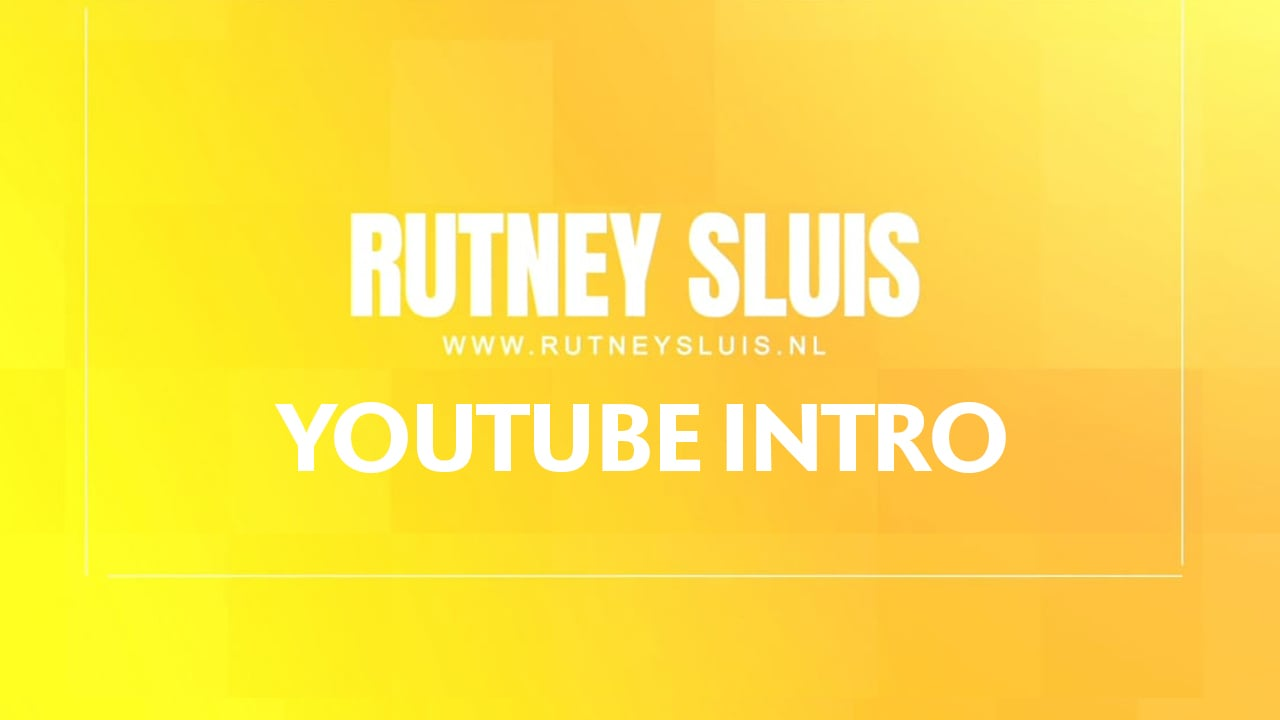YouTube Intro Animation #2
