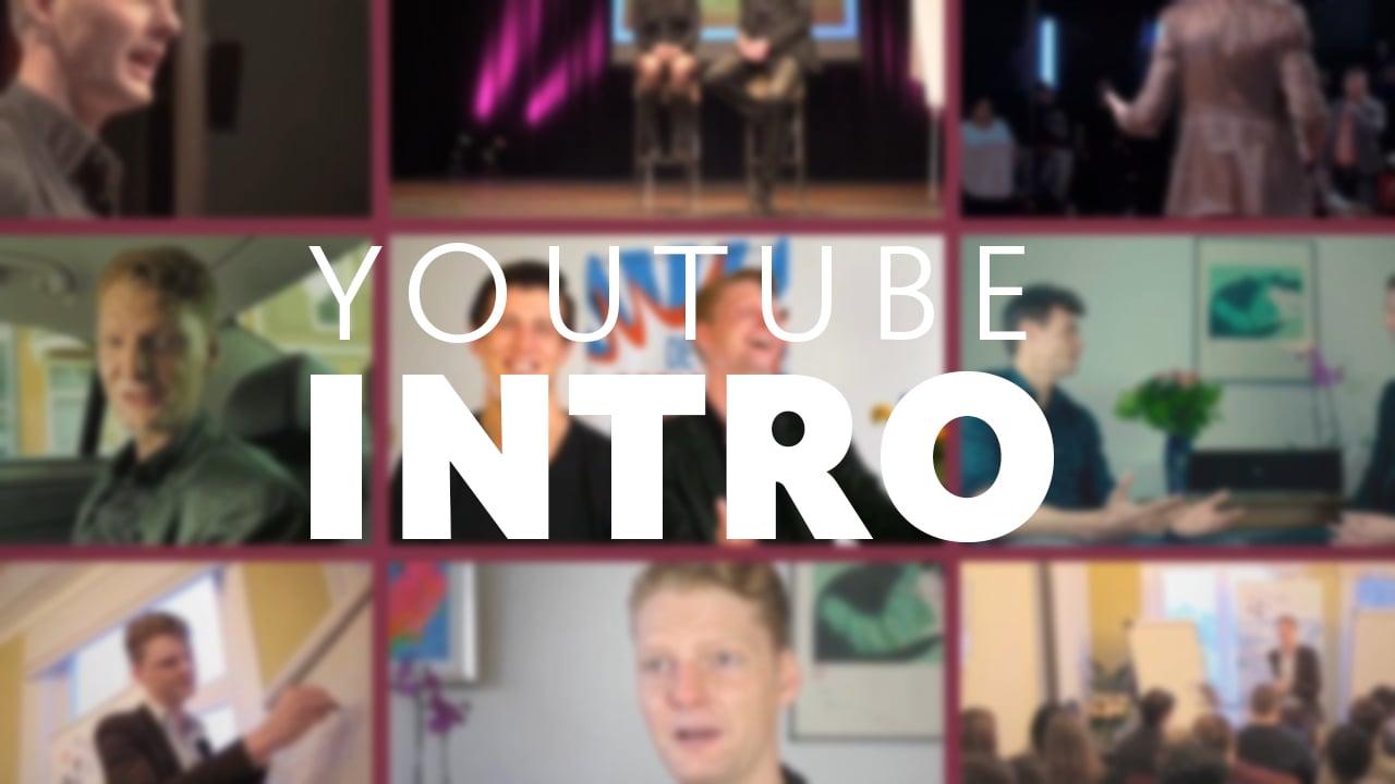 YouTube Intro Animation #1