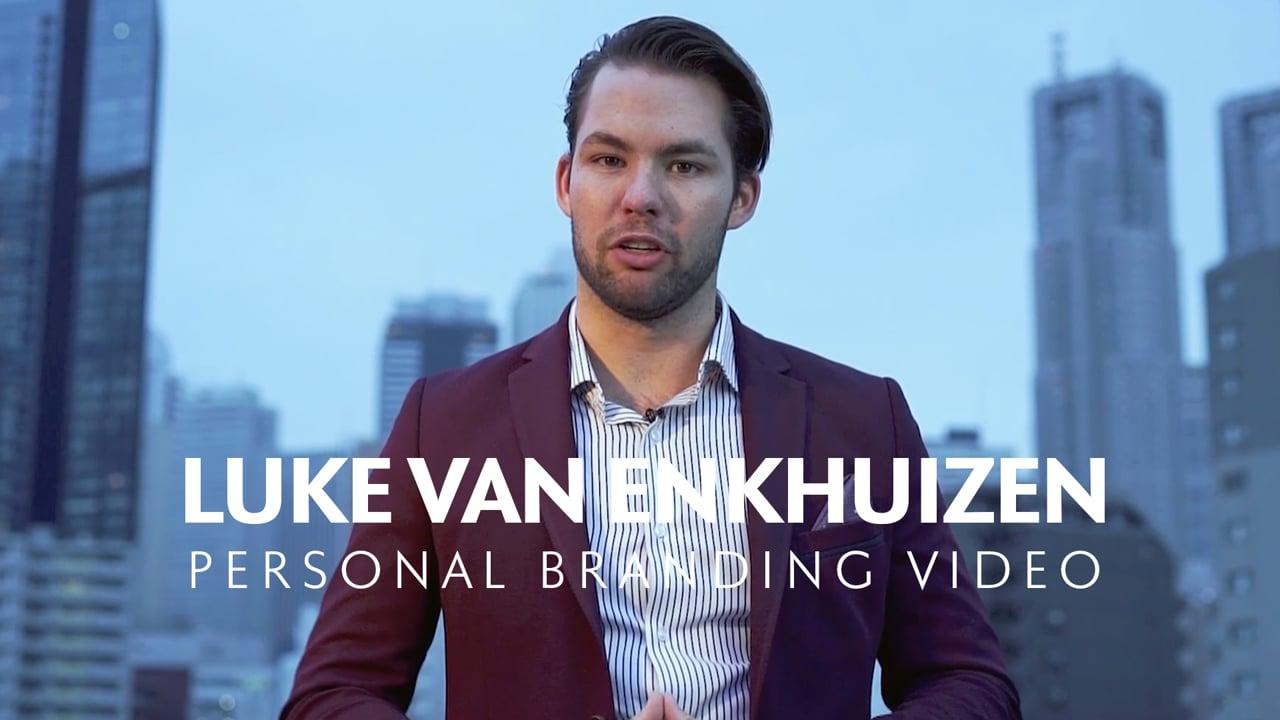 Luke van Enkhuizen – Expert Video