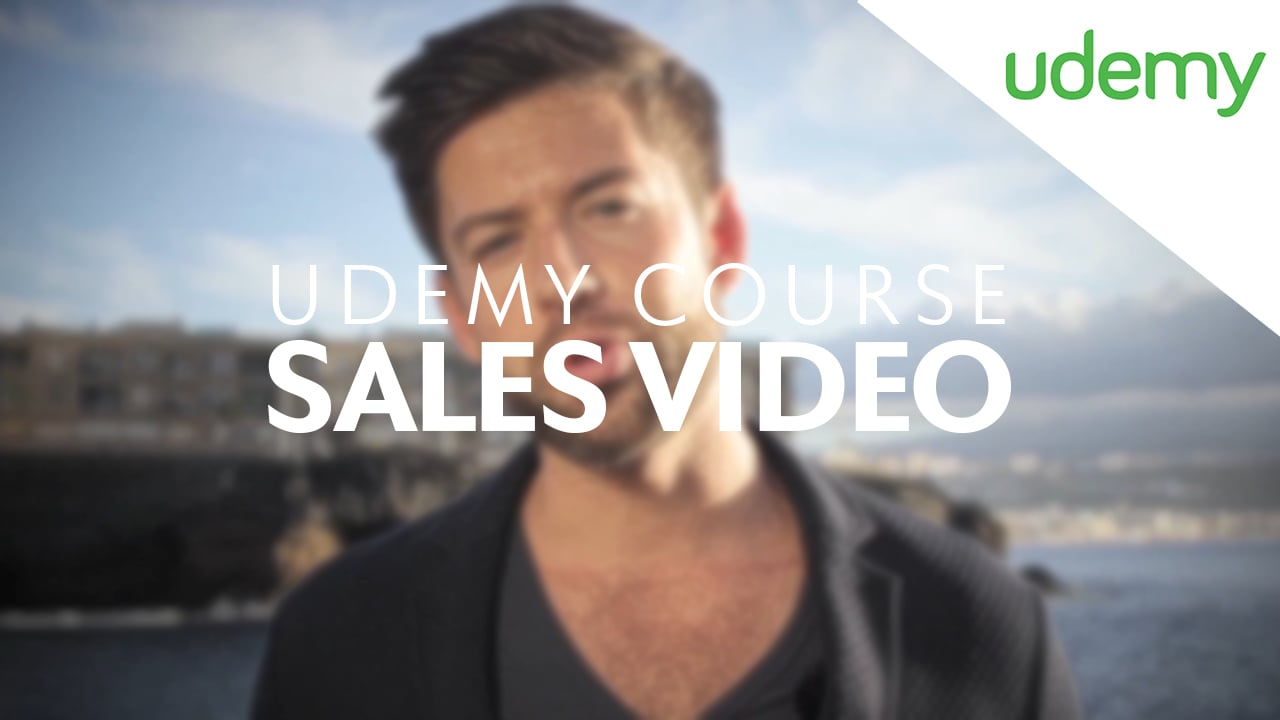 Udemy Course Promo Video