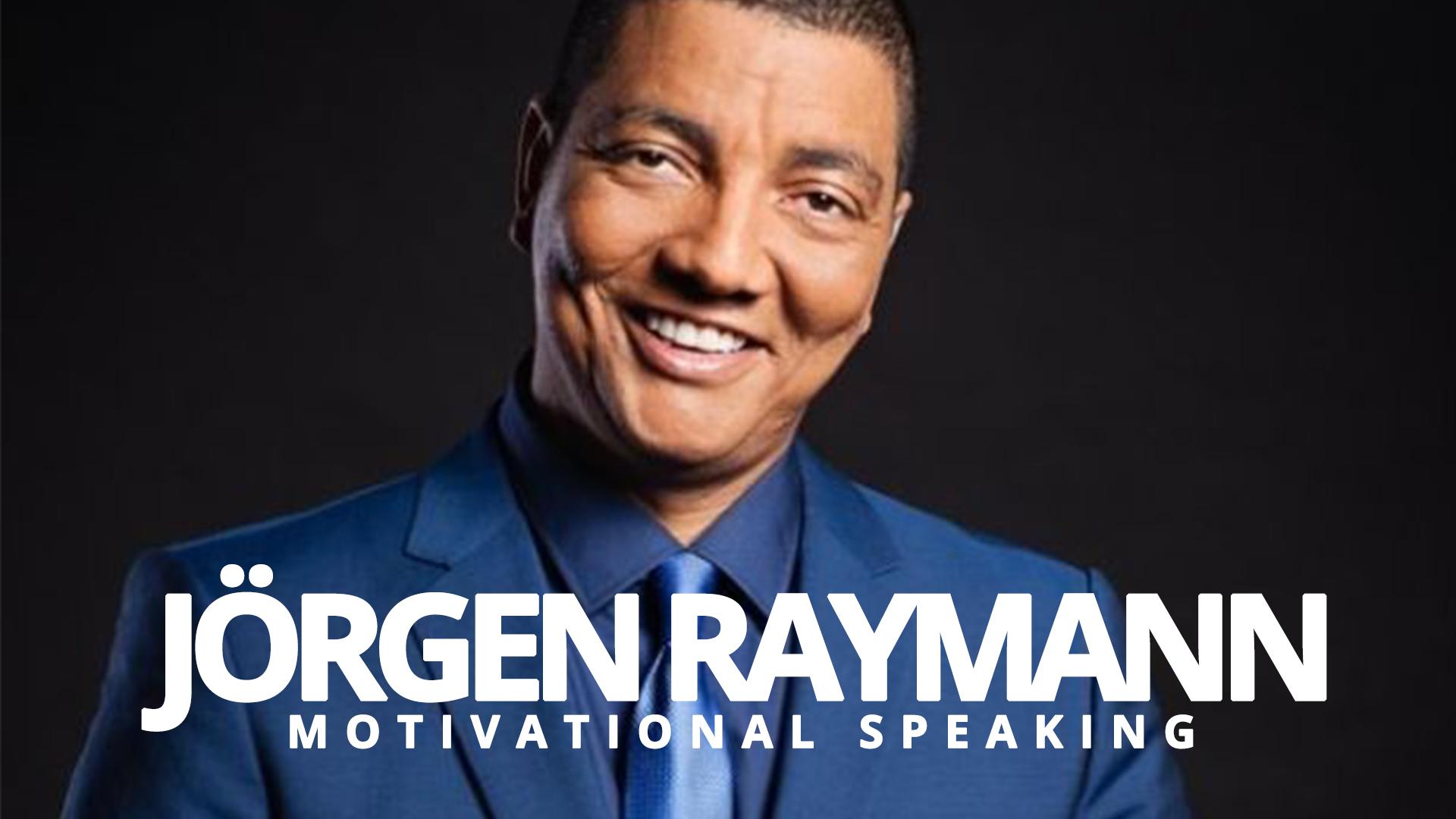 Jorgen Raymann – Speaker Video