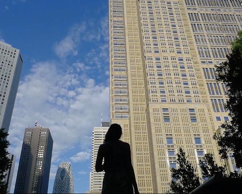 Taina – Model Video in Tokyo