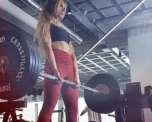 Vienne Marly – Fitness Promo Video